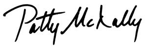 patty mcnally signature