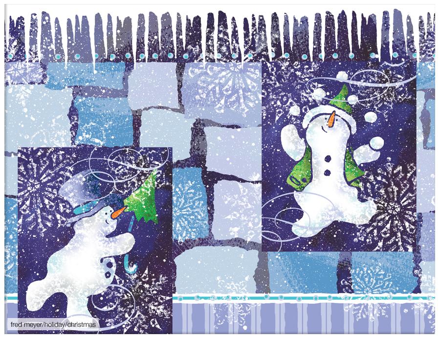 WEBPAGE.fred meyer snowmen.1up.900pixW